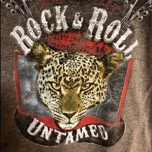 Rock & Roll untamed distress dress